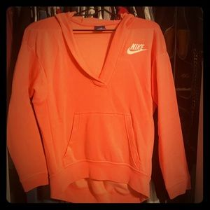 Nike hoodie. Used but in good condition